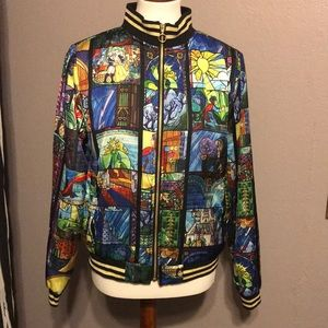 Limited Edition Beauty & The Beast Jacket NWOT